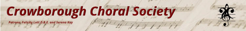 Crowborough Choral Society