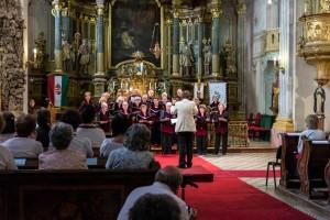 Choir tour: Budapest 2011